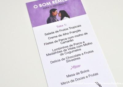 ementa menu