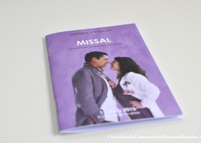 missal casamento