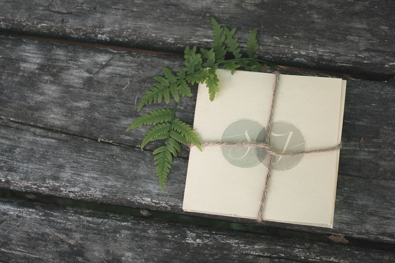 Convite de Casamento Mapa Natureza capa