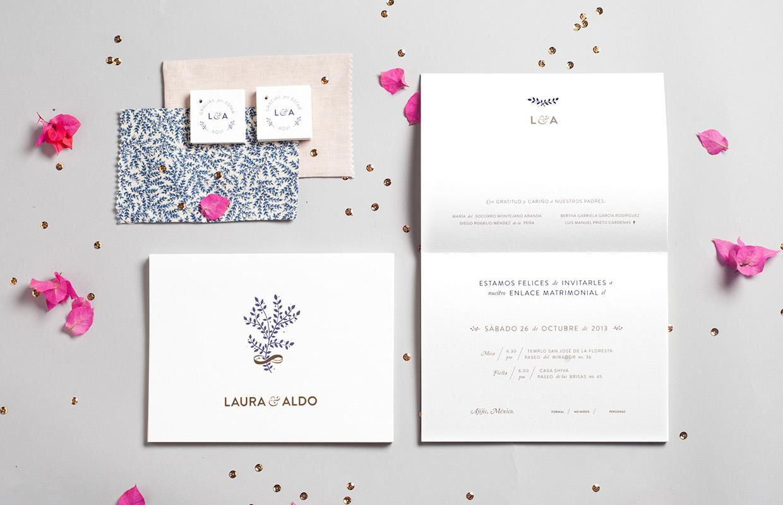 convite casamento natural e ofertas: pormenores