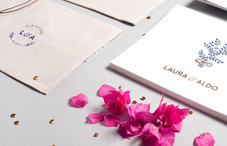 convite casamento natural e ofertas: detalhe