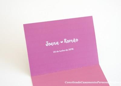 Convite de Casamento Storytelling da Joana e Romão 05