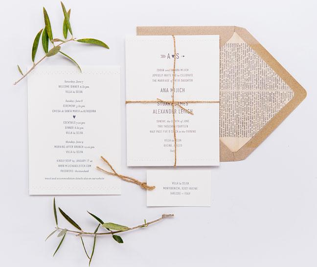 convite de casamento jornal aberto