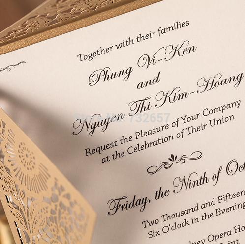 convite de casamento com rendilhado em papel pormenor pormenor