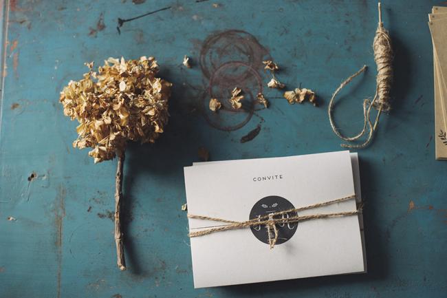 convite de casamento serigrafia capa