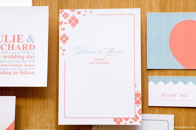 convite de casamento coracoes - capa