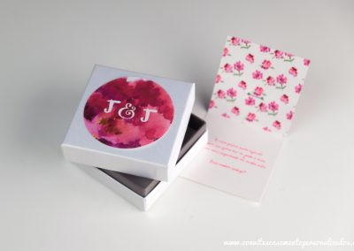 Convite VIP: Floral Pink