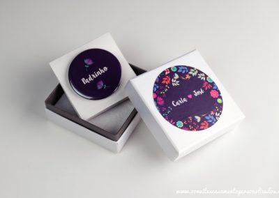 Convite VIP: Floral Purple
